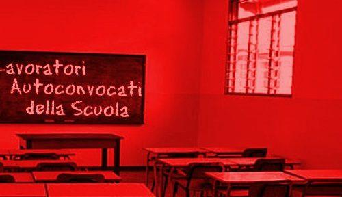 Resoconto della riunione dei lavoratori autoconvocati della scuola sulle elezioni RSU
