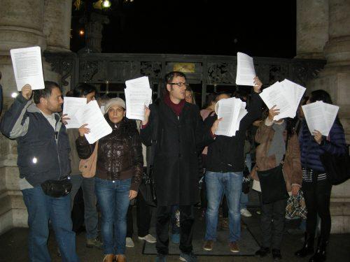 """Boscaino: """"il merito di Renzi penalizzerà tecnici e professionali"""", """"non ci hanno fatto entrare"""""""