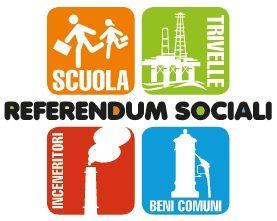 Silenzio elettorale, le questure bloccano la raccolta firme per i referendum sociali